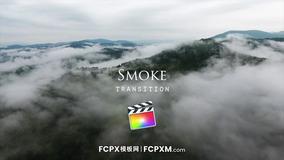fcp模板 旅游度假vlog剪辑烟雾特效过渡转场FCPX模板
