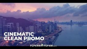 FCPX模板 大气电影级预告片开场片头fcpx模板下载