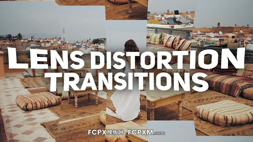 FCPX转场 画面分割效果视频转场过渡fcpx模板下载-FCPX模板网