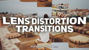 FCPX转场 画面分割效果视频转场过渡fcpx模板下载