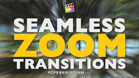 FCPX转场模板 缩放旋转动态视频转场过渡fcpx模板下载