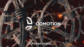 FCPX模板 动态铁丝网缠绕效果logo展示开场视频fcpx模板下载