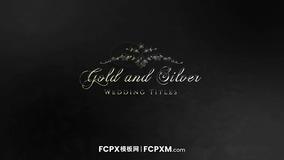 电影级FCPX标题模板 金银色奢华标题文字FCPX模板下载