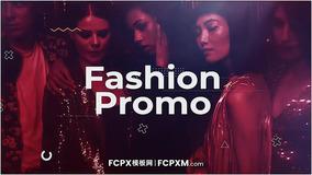 fcp模板 时尚鞋服促销淘宝主图视频FCPX模板下载