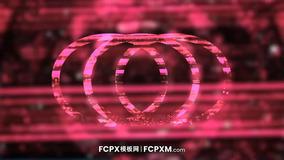 fcpx片头模板 数码科技科幻电影logo展示FCPX模板下载
