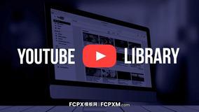 fcpx模板 油管YouTube社交媒体短视频包装动画FCPX模板